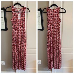 NWT XS Michael Kors Maxi dress